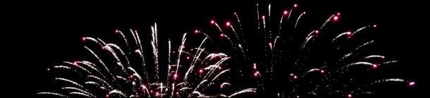 Feuerwerk, Feier, Feng Shui